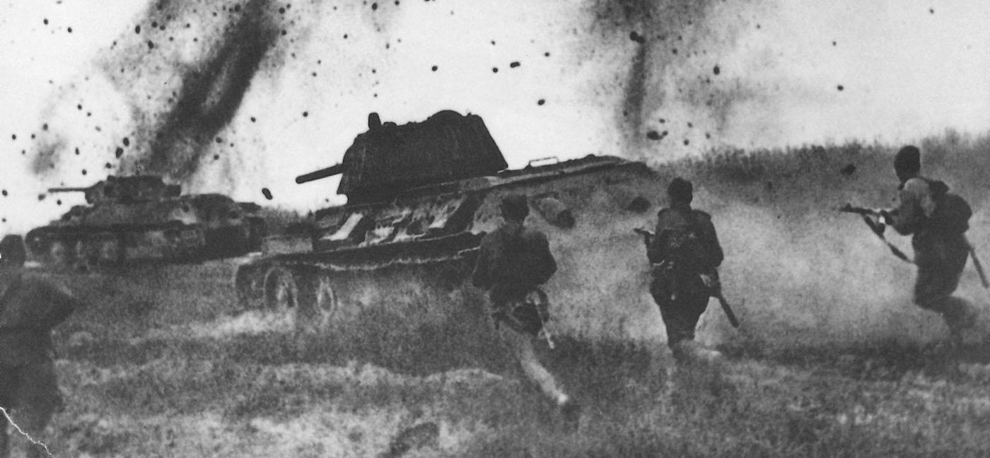 Por que você nunca ouviu falar da maior batalha de tanques da história