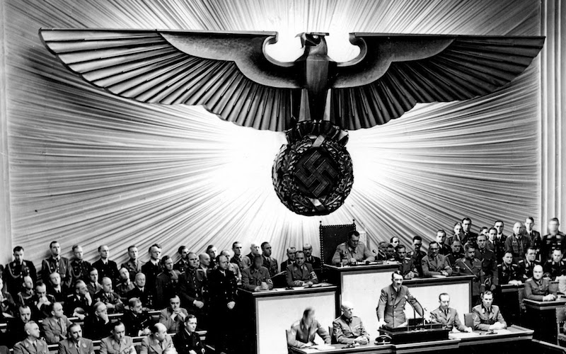 Why Germany lost World War Two and why the Allies won?