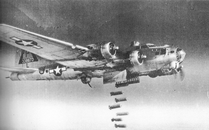 Allied bombing of Germany