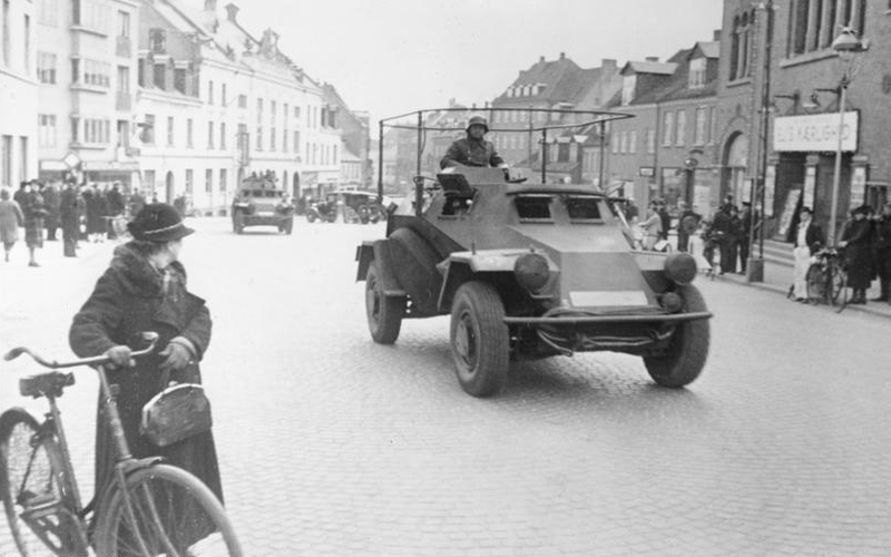 Operation Weserübung, Invasion of Denmark and Norway