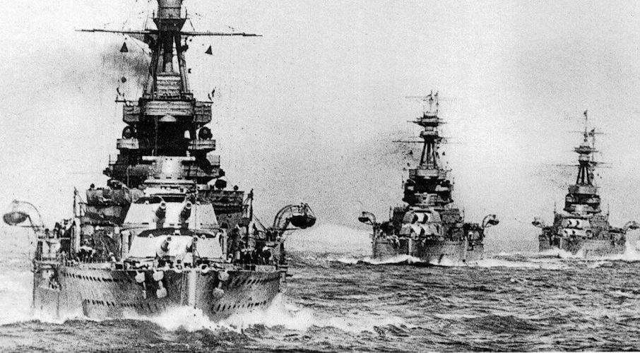 The War at Sea in 1916