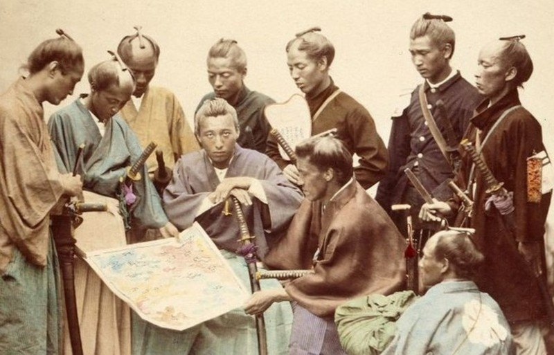 Japan. From enlightenment to militarism