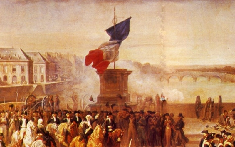 Removal of the monarchy and the Paris Commune